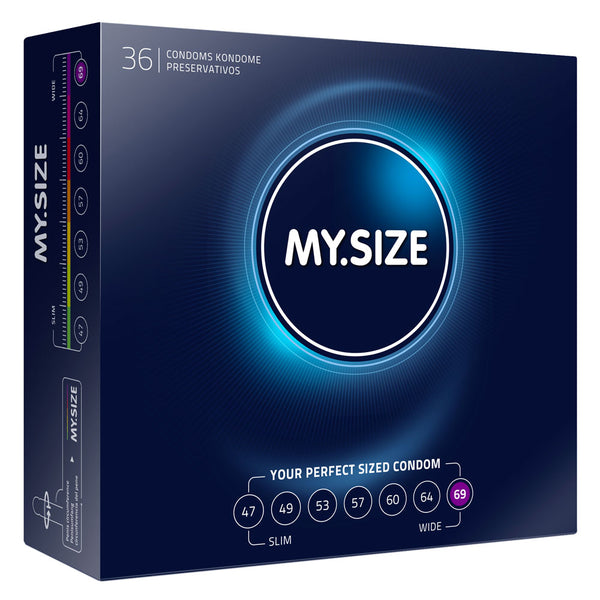 My.Size 69mm Condom 36 Pack