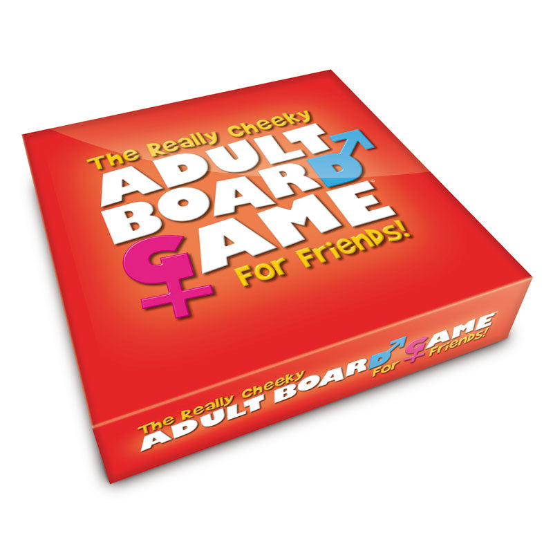 The Really Cheeky Adult Board Game For Friends