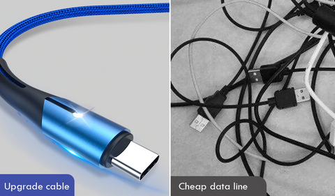 Quick Charging USB Cable