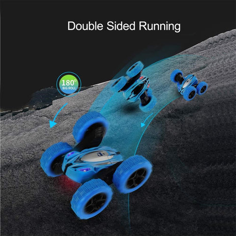 Double sided running