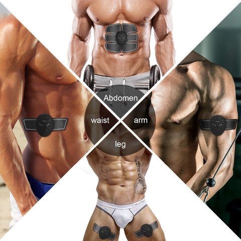 Abdominal Muscle toner Fitness