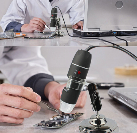Digital Microscope with USB Cable