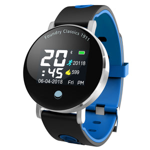 cozyrex,Bakeey Y6 Plus Colorful Round Display Blood Pressure Heart Rate Stopwatch Sport Mode Smart Watch,CozyRex,