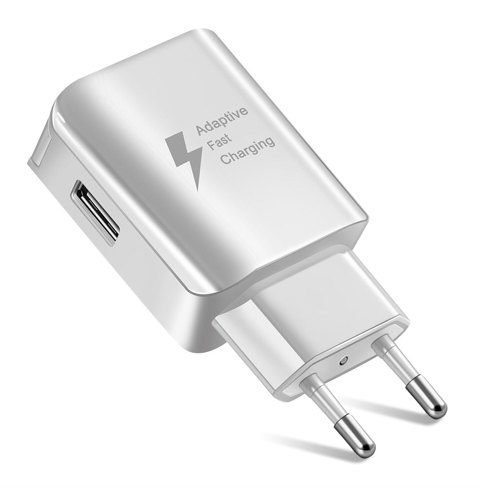 cozyrex,Bakeey EU Plug Universal QC3.0 Fast Charge Portable Travel USB Charger For Samsung Xiaomi Huawei / Androids Phones,CozyRex,