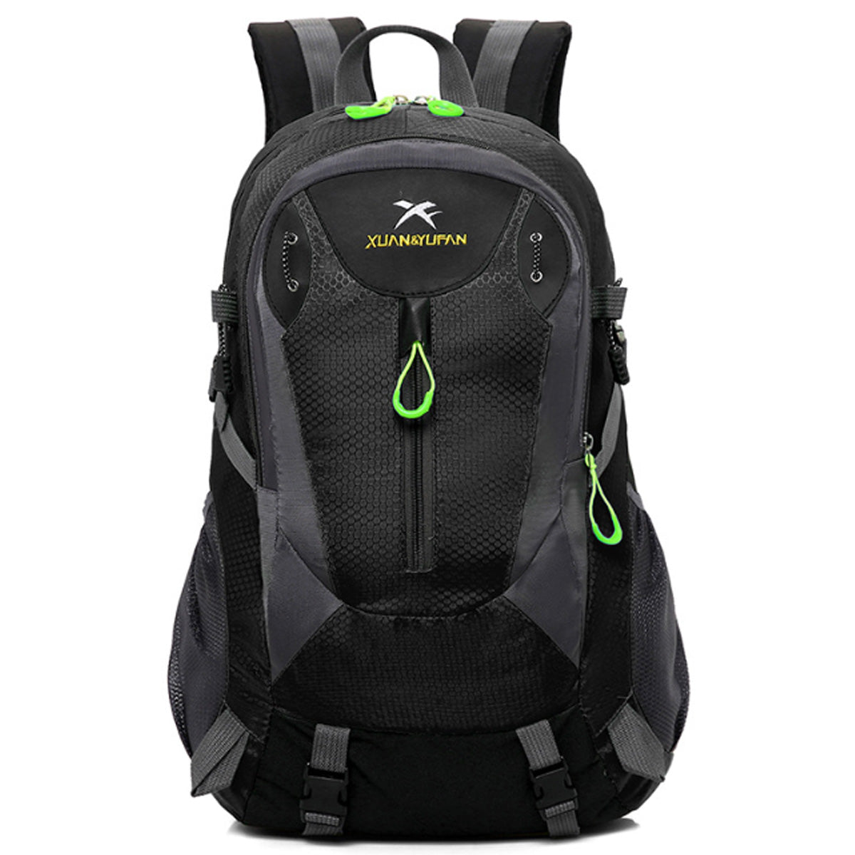 cozyrex,Nylon Waterproof Backpack Outdoor Traveling Hiking Camping Bag Sports Bag,CozyRex,