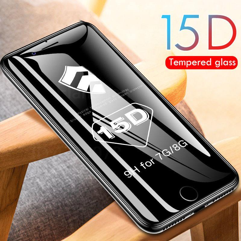 cozyrex,15D Screen Protector Tempered Glass - iPhone Series,CozyRex,