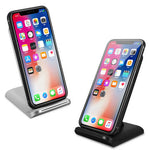 cozyrex,Bakeey Qi Wireless Fast Charger Desktop Holder For iPhone X 8 8Plus Samsung S8 S7 Edge,CozyRex,Wireless Chargers