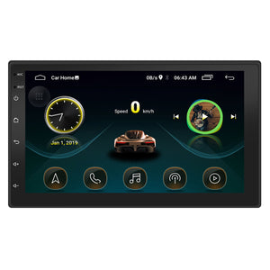cozyrex,Android 8.1 Car Radio Stereo Auto MP5 MP3 Player - Quad Core 1+16G GPS Touch Screen,CozyRex,