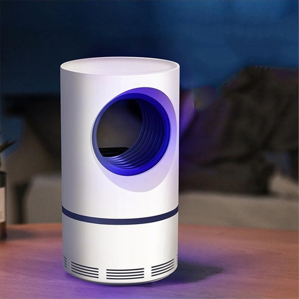 cozyrex,USB Electric Anti Fly Mosquito Insect Killer Lamp UV Light,CozyRex,