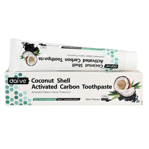 cozyrex,Activated Carbon Bamboo Charcoal Refreshing Mint Toothpaste,CozyRex,