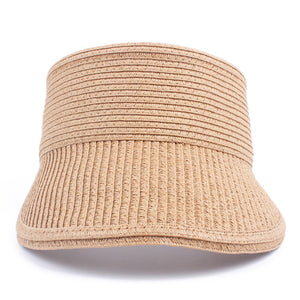 cozyrex,Women Outdoor Breathable Foldable Straw Hat,CozyRex,