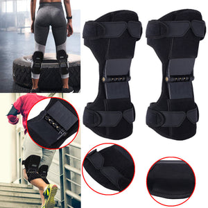 cozyrex,1 Pair Upgraded Knee Protection Booster - Breathable Joint Brace Knee Pad Mountaineer - Squat Protector,CozyRex,