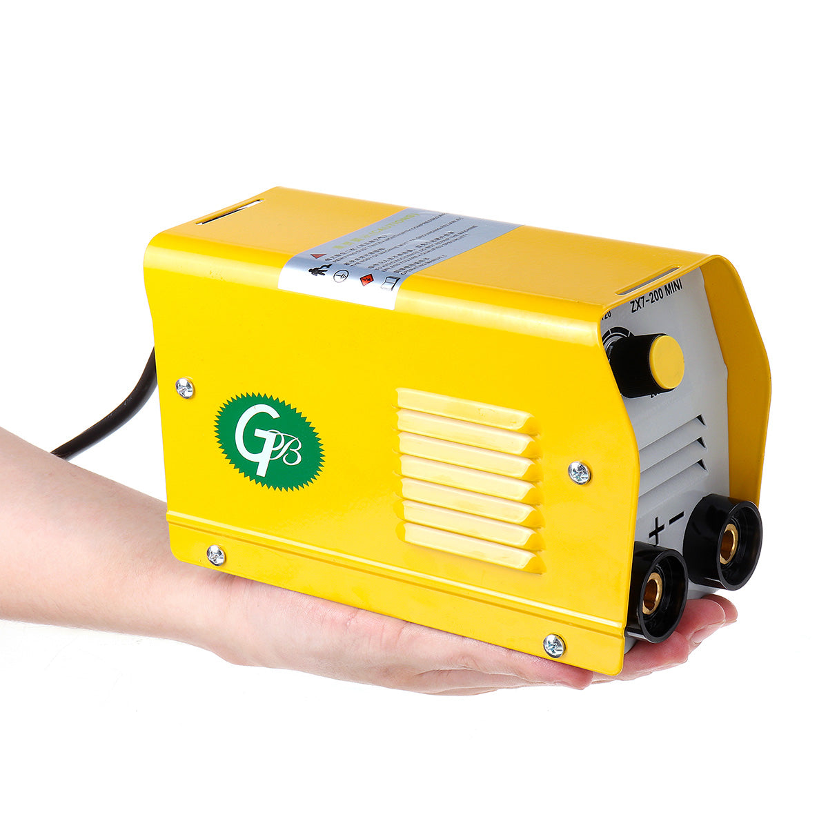 cozyrex,miniGB ZX7-200 220V 200A Mini Electric Welding Machine IGBT DC Inverter ARC MMA Stick Welder 220V,CozyRex,