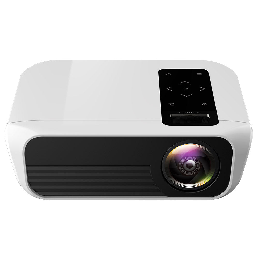 cozyrex,T8 Android Version 4500 Lumens 1080p Full HD 2G 16G LCD - Home Theater projector,CozyRex,