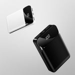 cozyrex,Dual USB LED Display Fast Charging Power Bank For iPhone And Android,CozyRex,