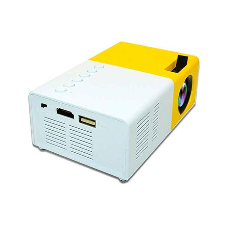 cozyrex,[New Version] J9 LCD LED Projector 1200 Lumens 800:1 Support 1080P Portable Office Home Cinema,CozyRex,
