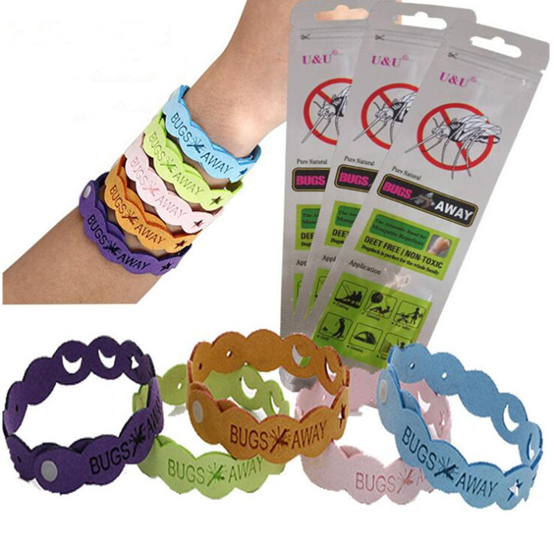 cozyrex,Mosquito Repellent Bracelet 10 Days of Protection Pest Insect Control Wrist Band for Kids,CozyRex,