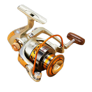 cozyrex,ZANLURE EF3000-6000 5.5:1 12BB Full Metal Spinning Reel Left/Right Hand interchange Fishing Reel,CozyRex,
