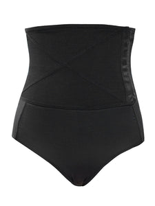 cozyrex,Plus Size High Waisted Control Belly Shaping Panties,CozyRex,