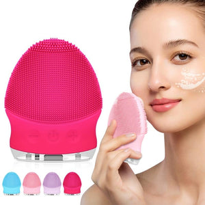 cozyrex,Deep Pore Cleaning Face Massage Mini Face Care Tool,CozyRex,