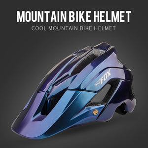 Bicycle Helmet Safely Cap Ultra-lightweight Women Men Bike Helmets Mountain Road Cycling Outdoor Sports Riding Protective Helmet