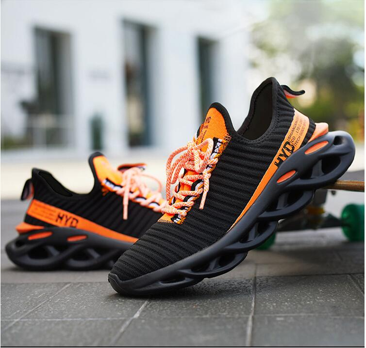 sport shoes men sneakers zapatillas hip hop casual air mesh shoes STREETWEAR college shoes HYD 662