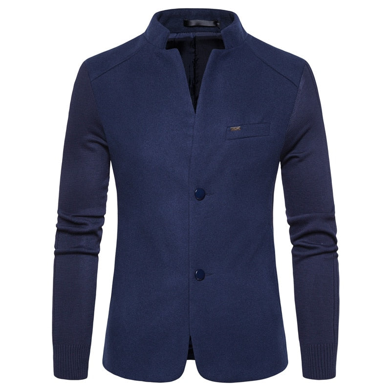 2020 New Spring Casual Blazer Men Slim Fit Social Business Blazers Men Suits Men Leisure Suits Blazer Homme Designer Jacket Men