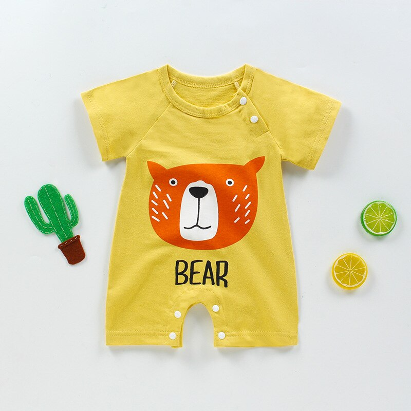 baby clothes Newborn Baby Rompers Clothing  Infant Jumpsuits 100%Cotton Children Roupa De  Girls&Boys Baby romper