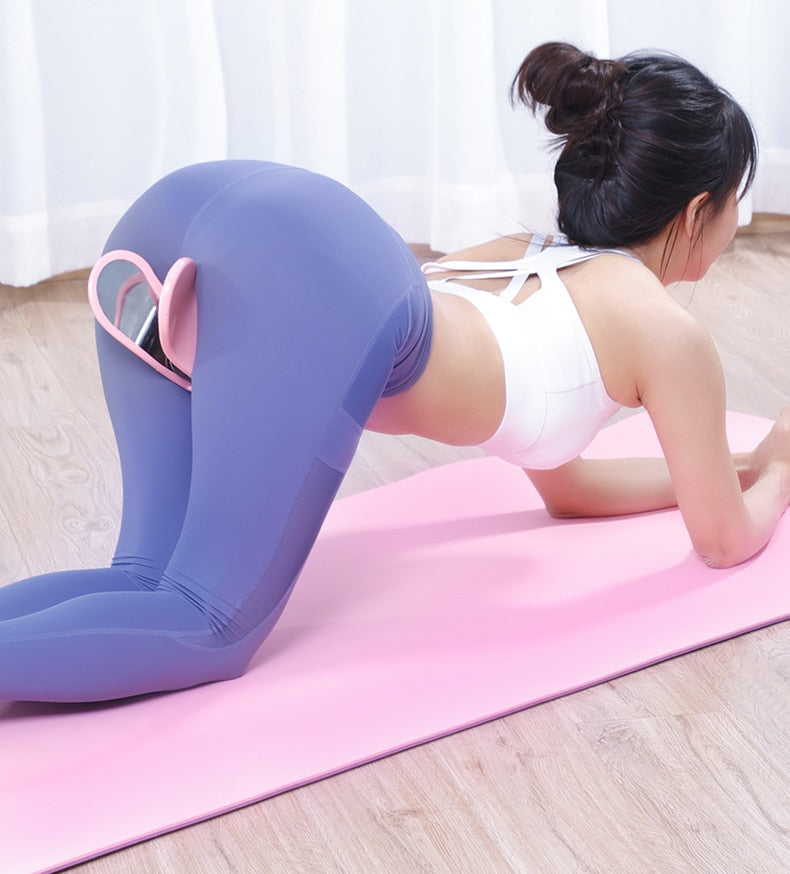 cozyrex,Hip trainer Pelvic Floor Muscle Inner Thigh Buttocks Exerciser Bodybuilding Home Fitness Beauty Equipment Bladder Control Device,CozyRex,