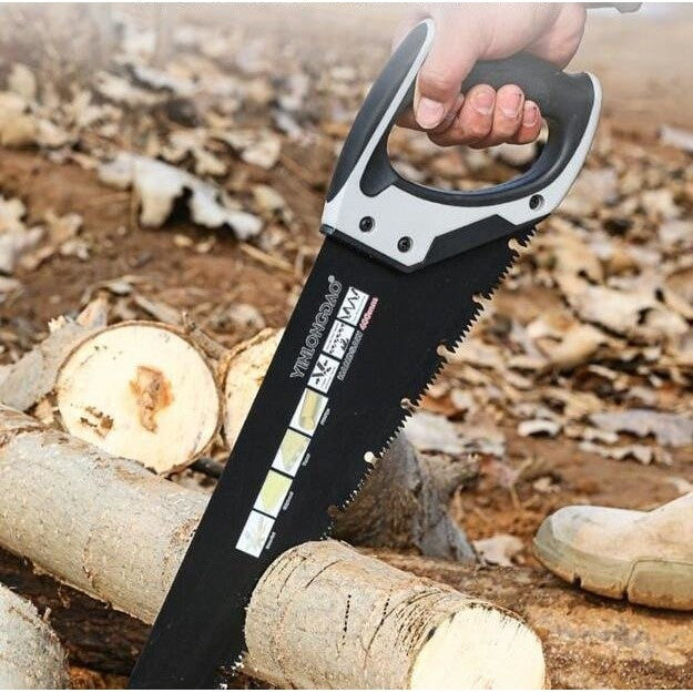 DTBD Heavy Duty Extra Long  Blade Hand Saw For Wood Camping, DIY Wood Pruning Saw With Hard Teeth Gardening Tools
