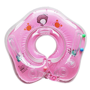 cozyrex,Baby Swimming Neck Ring Tube Safety Infant Bathing Float Circle Summer Inflatable Water Floating Drink Cup Holder Accessories,CozyRex,200002073