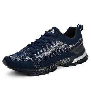 BONA Men Sneakers Male Sports Running Shoes Walking Shoes Lightweight Jogging Shoe Breathable Zapatos  Upper Breathable