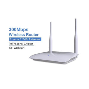 Comfast CF-WR623N 300Mbps Home Wireless N Router AP Repeater Booster WIFI Amplifier Extender LAN Client Bridge 802.11 b/g/n Rout