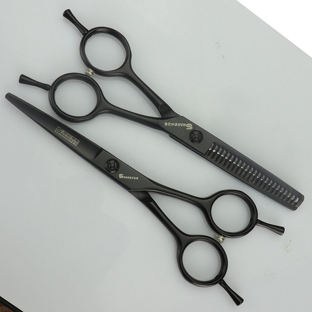 Professional Grooming pet scissors high quality japan 440c 4.5 inch 5.5 inch 6 inch 7 inch cutting beard scissors thinning shear