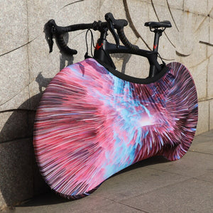 Road Bike Conservation Cover MTB Bicycle Wheel Cover Scratch-Proof Storage Bag