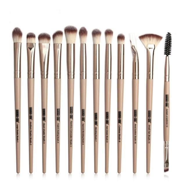 cozyrex,Makeup Eyeliner Brush Set,Cozyrex,