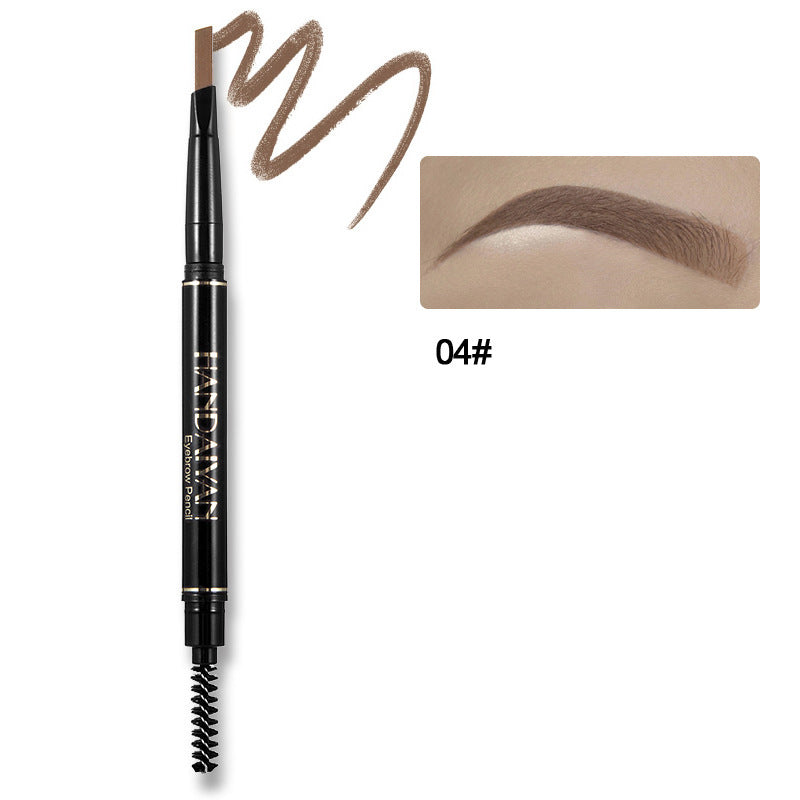 cozyrex,5 Colors Double Head Eyebrow Pencil Eyebrow Brush,CozyRex,