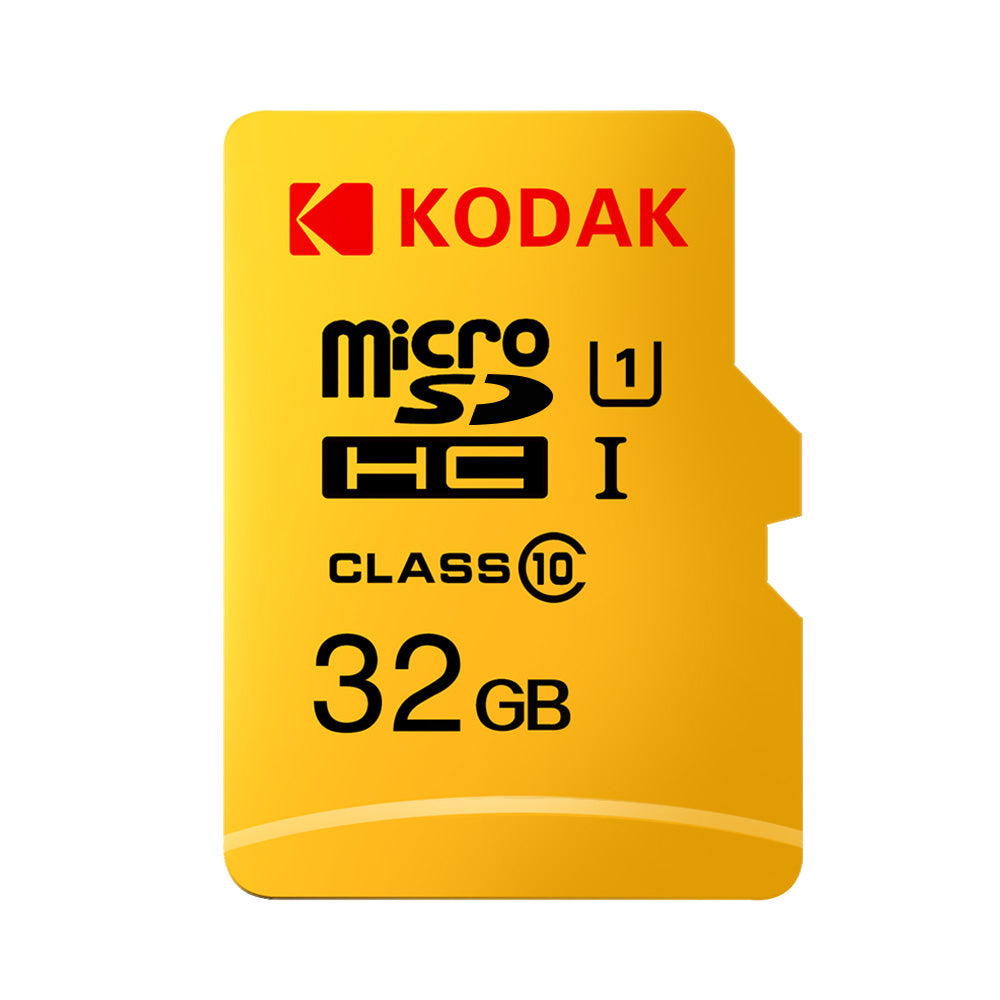 cozyrex,KODAK Micro SD Card TF Card U1 Class 10 SDXC SDHC Memory Card  32G 64G 128G For Video Mobile Storage,CozyRex,