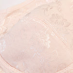 cozyrex,Front Zipper Cotton Soft Bra,CozyRex,