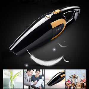 cozyrex,120W Car Vacuum Cleaner Wet Dry Portable Mini Handheld Strong Suction,CozyRex,