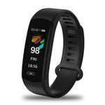 cozyrex,Waterproof 0.96 inch IPS Color Screen Smart Heart Rate Bracelet,CozyRex,