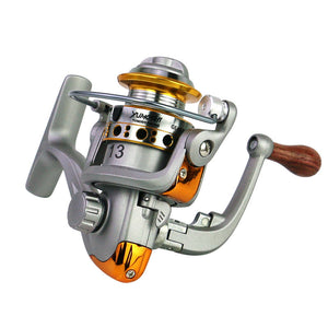 cozyrex,ZANLURE Aluminum Alloy 5.2:1 Fishing Reel Folding Arm Left Right Interchange Fishing Wheel Outdoor Fishing Tool,CozyRex,