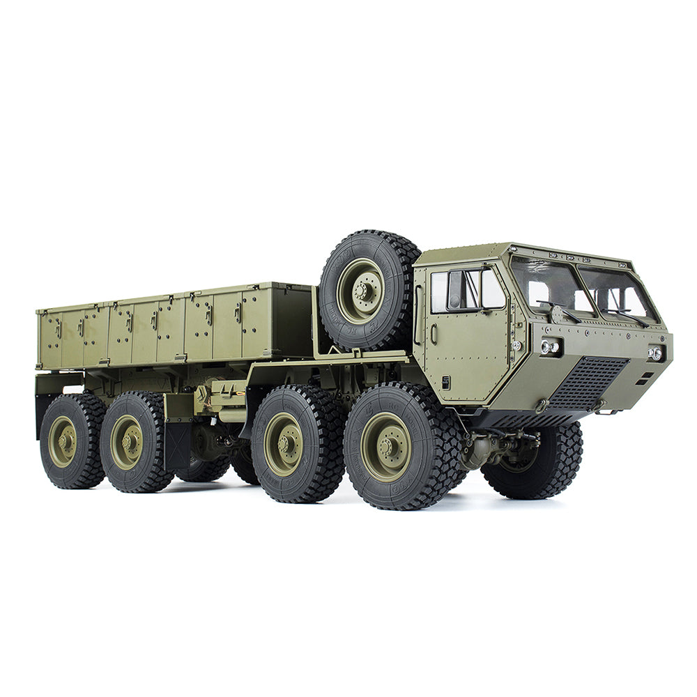 cozyrex,HG P801 P802 1/12 2.4G 8X8 M983 739mm Rc Car US Army Military Truck Without Battery Charger,CozyRex,