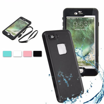 cozyrex,Waterproof Shockproof Dustproof Full Body Protection Case for iPhone 7 Plus 5.5 Inch,CozyRex,iPhone 7 Plus/8 Plus Cases