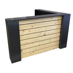 Dallas reception desk  or sales counter