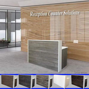 Malibu  reception Desk Los Angeles