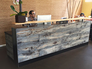 Memphis Reception Desk