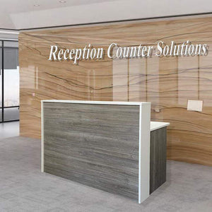 Malibu Reception Desk (FREE SHIPPING)