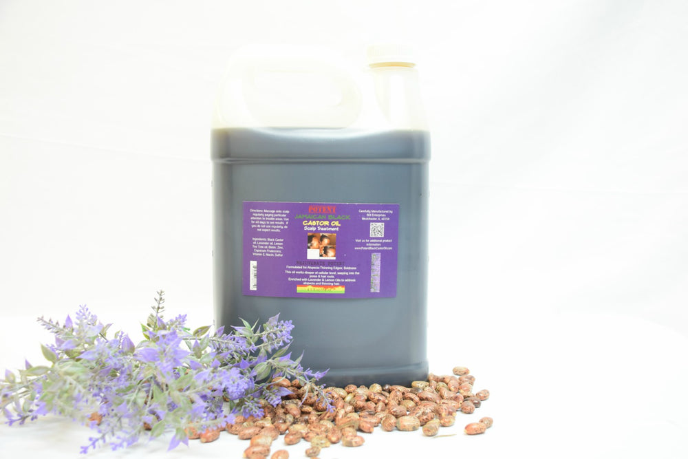 WHOLESALE: Jamaican Black Castor Oil - 1 Gallon
