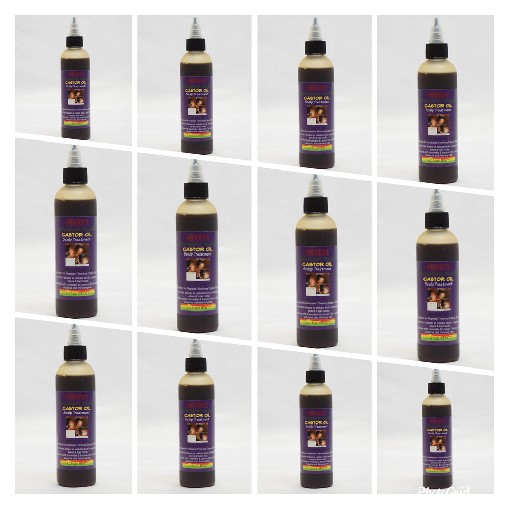 Wholesale Jamaican Black Castor Oil Rejuvenate Potent (12 in a case)